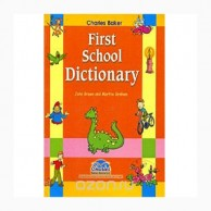 First School Dictionary Charles Baker D840001