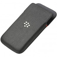 Blackberry Classic Leather Pocket Covers NFC Friendly
