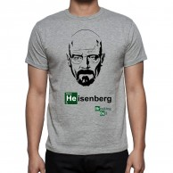 Heisenberg Breaking Bad T Shirts