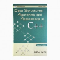 Data Structures, Algorithms & Applications In C Plus Plus G340001