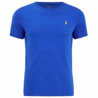 Men's Royal Blue Crew Neck T Shirt