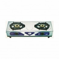 Pigeon DUO Auto Stainless Steel LPG Stove