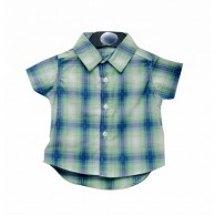 Checked Designed Boys Shirt