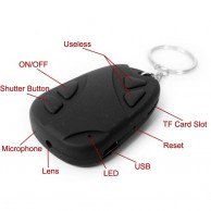 Spy Camera Keytag DVR Recorder