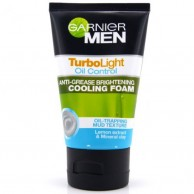 Garnier Men Turbo Light Facial Foam