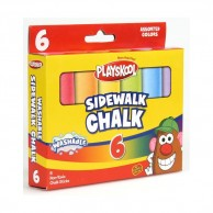 6 Count Sidewalk Chalk 11114G
