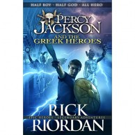Percy Jackson and the Greek Heroes D490702