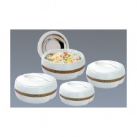 Cosmos 4 Piece Food Warmer Set