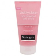 Neutrogena 150ML Visibly Clear Pink Grapefruit Daily Scrub