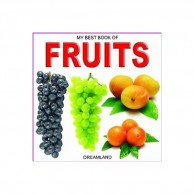 My Best Book Of Fruits B430276