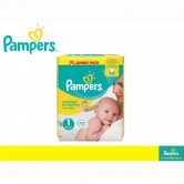 Pampers Baby Dry Nappies Jumbo plus Pack
