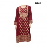 Humaira Embroidered Kurta KUR007