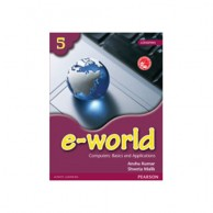 E-World-5 Computers Basics And Applications B060481
