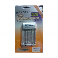 MAXDAY Battery Charger M202