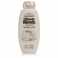 Garnier Ultimate Blends Delicate Soother Shampoo 400ml