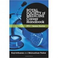 Royal Society of Medicine Career Handbook ST3 Senior Doctor  A300064