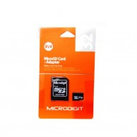 Micro Sd Card 32Gb and Adaptar