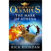 Heroes of Olympus The Mark of Athena D490549