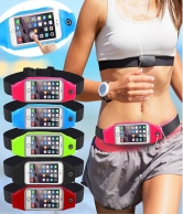 Sport Waist Bag Screen Touching Running Belt