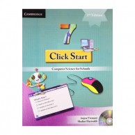 Click Start-7-2E with CD Computer Science For School B011317