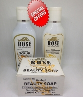 Rose Pure Natural Herbs Pack 04