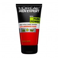 Loreal Pure Power Red Volcano Face Wash 150ml