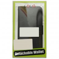 iPhone 5 Premium Detachable Slim Leather Wallet HLEA 1882
