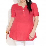 Pink Ladies Long Top 1013