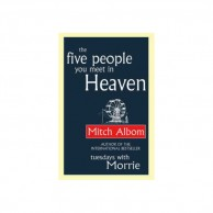 The Five People You Meet In Heaven Big Book J100105