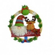 Christmas Wreath 4190E