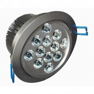12W LED Down Light