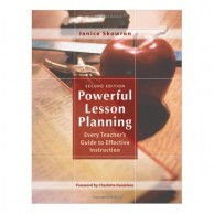 Powerful Lesson Planning 2nd Edition C900471