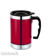 Vacuum Mug 450ml Stainless Steel
