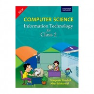 New Computer Science Information Technology For Class-2 B030615
