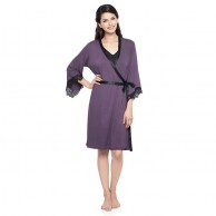 Amante Velvet Morning Sleep Wear S1083