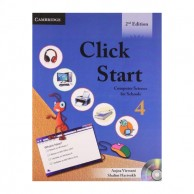 Click Start-4-2E with CD Computer Science For School B011314