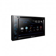 Pioneer Double-DIN DVD Multimedia AV Receiver AVH 185DVD