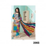 Sparkle Square Salwar SP3