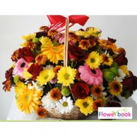 Mix Flower Arrangement BD011