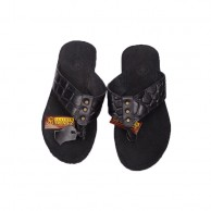 Men's Leather Slipper 1702