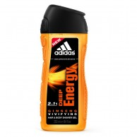Adidas Deep Energy 2 in 1 Hair and Body Shower Gel 250ml