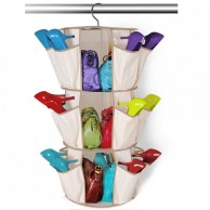 Smart Carousel 3 Shelf Organizer