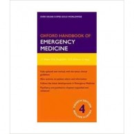 Oxford Handbook of Emergency Medicine 4th Edition A100187