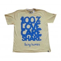 Being Human Cotton T Shirt