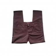 Cotton Slim Fit Trouser