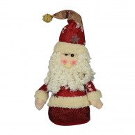 Christmas Toy Stuffed Santa 4199B