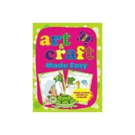 Art & Craft Made Easy-4 Pink B900156