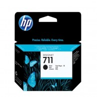 HP 711 80ml Black Ink Cartridge CZ133A