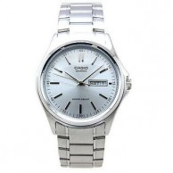 Classic Mtp 1239D SILVER Dial Watch