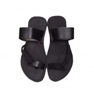 Men's Leather Slipper 1716